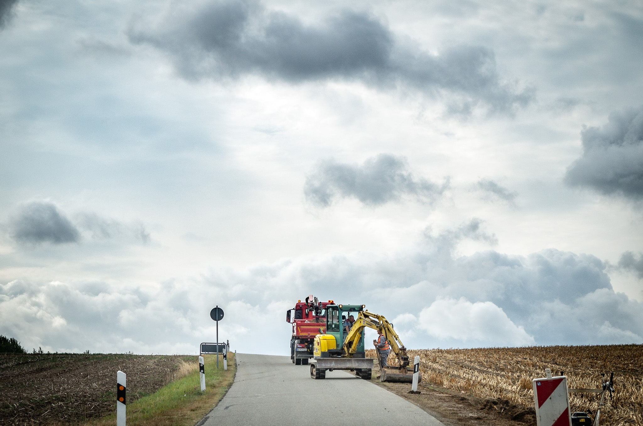 20kV-Leitungen für Bayernwerk